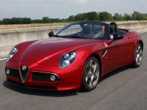 Alfa Romeo 8C 2008, открытый кузов, 1 поколение, 8C Competizione