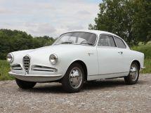 Alfa Romeo Giulietta 1954, купе, 1 поколение, 750/101