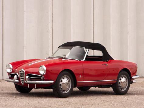 Alfa Romeo Giulietta (750/101) 06.1955 - 01.1962