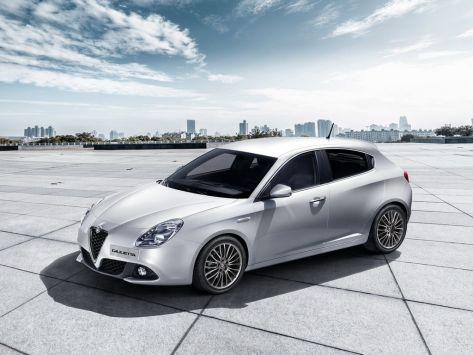 Alfa Romeo Giulietta (940) 03.2016 -  н.в.