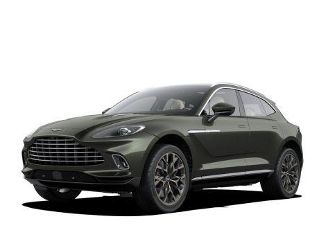 Aston Martin DBX  11.2019 -  н.в.