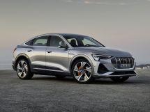 Audi e-tron Sportback 2019, джип/suv 5 дв., 1 поколение