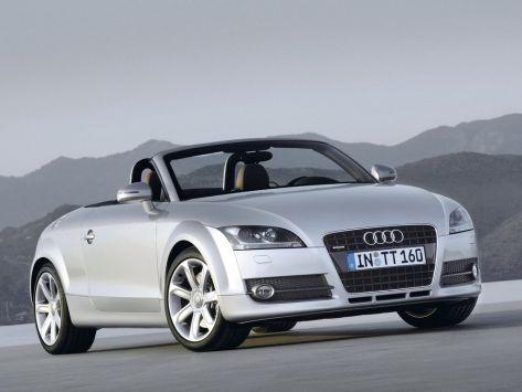 Audi TT (8J) 03.2007 - 06.2010