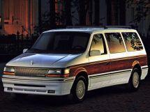 Chrysler Town&Country 1990, минивэн, 2 поколение, AS