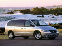 Chrysler Town&Country 1995, минивэн, 3 поколение, NS