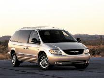 Chrysler Town&Country 2000, минивэн, 4 поколение, RS