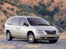 Chrysler Town&Country рестайлинг, 4 поколение, 02.2004 - 07.2007, Минивэн