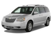 Chrysler Town&Country 2007, минивэн, 5 поколение, RT