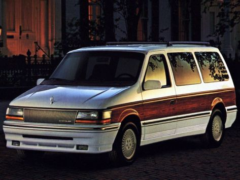 Chrysler Town&Country (AS) 11.1990 - 01.1995