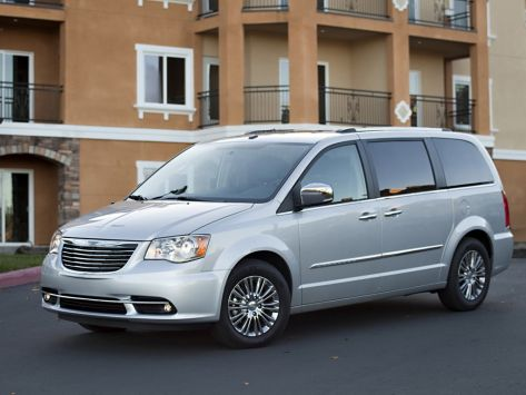 Chrysler Town&Country (RT) 10.2010 - 01.2016