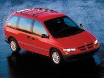 Chrysler Voyager 1999, минивэн, 3 поколение, NS