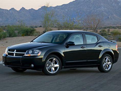 Dodge Avenger (JS) 02.2007 - 10.2010