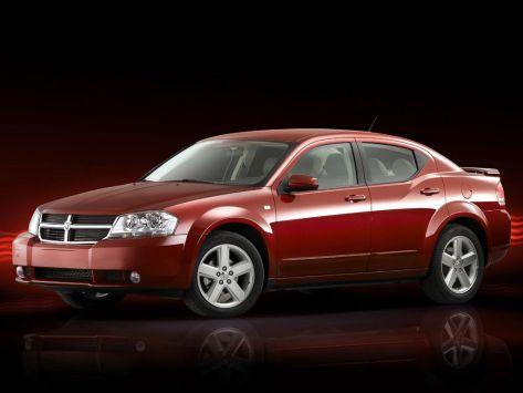 Dodge Avenger (JS) 01.2007 - 04.2009