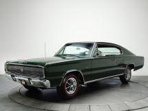 Dodge Charger рестайлинг 1966, купе, 1 поколение