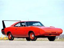 Dodge Charger рестайлинг 1968, купе, 2 поколение, Daytona