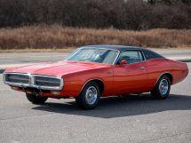 Dodge Charger рестайлинг 1971, купе, 3 поколение