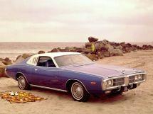 Dodge Charger 2-й рестайлинг 1972, купе, 3 поколение