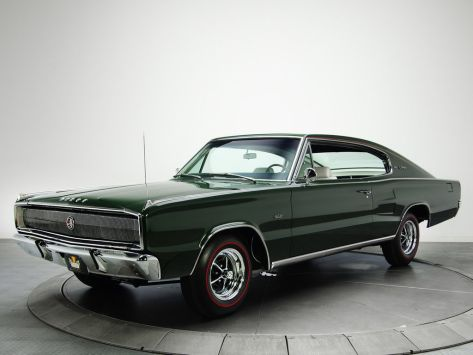 Dodge Charger  09.1966 - 08.1967