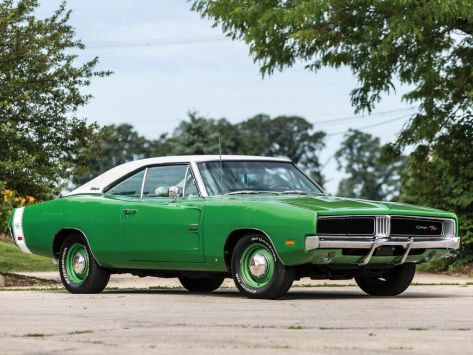 Dodge Charger  09.1968 - 08.1969