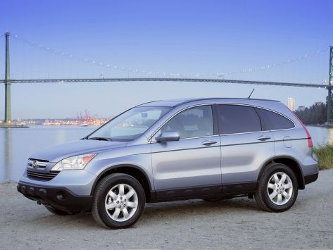Honda CR-V (RE) 09.2006 - 08.2009