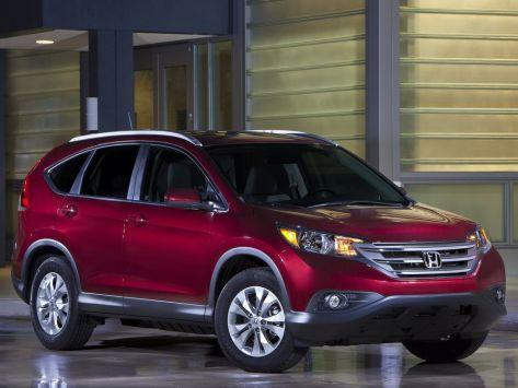 Honda CR-V (RE, RM) 12.2011 - 09.2014