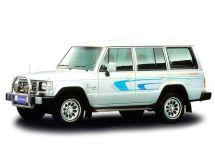 Hyundai Galloper 1991, джип/suv 5 дв., 1 поколение