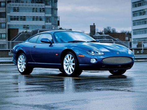 Jaguar XK (X100) 04.2004 - 10.2005