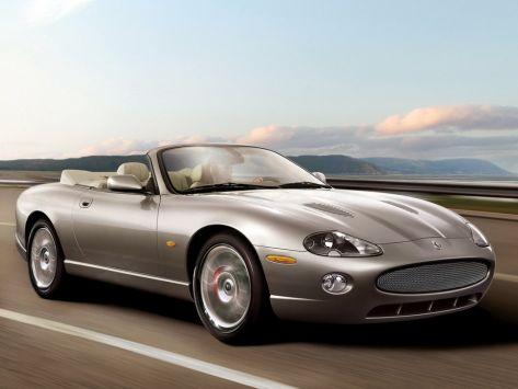 Jaguar XK (X100) 03.2004 - 03.2006