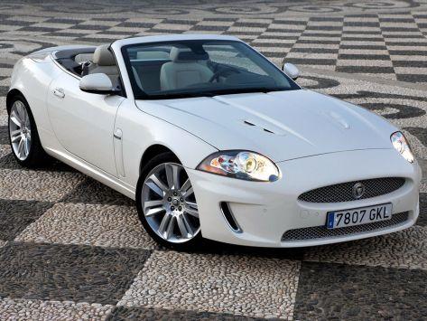 Jaguar XK (X150) 02.2009 - 02.2011