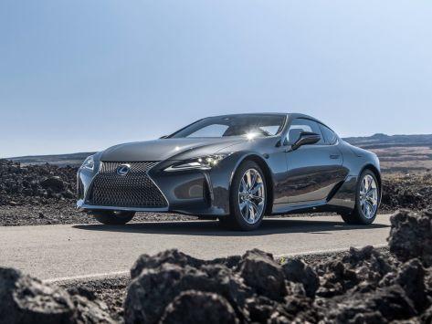 Lexus LC500h  01.2016 -  н.в.