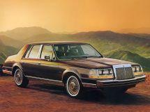Lincoln Continental рестайлинг 1983, седан, 7 поколение