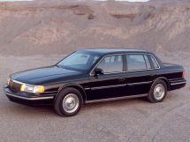 Lincoln Continental 1987, седан, 8 поколение, FN9