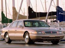 Lincoln Continental 1994, седан, 9 поколение, FN74
