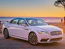 Lincoln Continental 10 поколение, 09.2016 - н.в., Седан