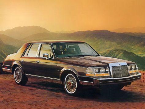 Lincoln Continental  08.1983 - 09.1987