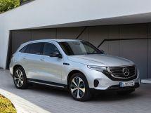 Mercedes-Benz EQC 1 поколение, 09.2018 - н.в., Джип/SUV 5 дв.