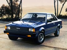 Toyota Corolla 1979, купе, 4 поколение, E70