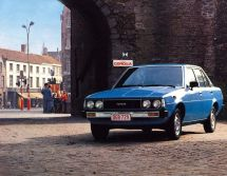 Toyota Corolla 1979, седан, 4 поколение, E70