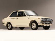 Toyota Corolla 1967, купе, 1 поколение, E10