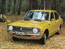 Toyota Corolla 1970, седан, 2 поколение, E20