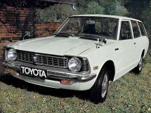 Toyota Corolla 1970, универсал, 2 поколение, E20