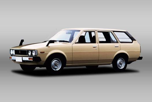 Toyota Corolla E70