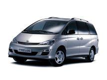 Toyota Previa рестайлинг 2003, минивэн, 2 поколение, XR30