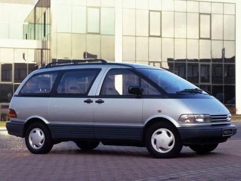 Toyota Previa (XR10) 05.1990 - 12.1993