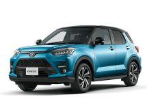Toyota Raize 2019, джип/suv 5 дв., 1 поколение