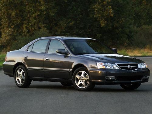 Acura TL 2001 - 2003