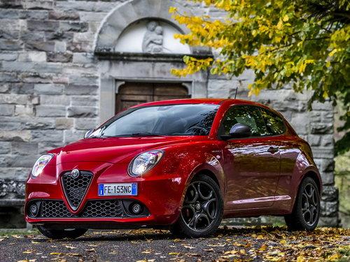 Alfa Romeo MiTo 2016 - 2018