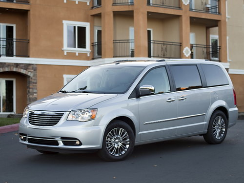 Chrysler Town&Country 2010 - 2016
