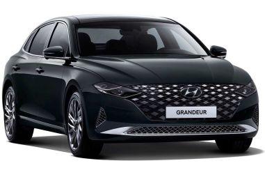 Модернизированный Hyundai Grandeur: первые официальные фото снаружи и внутри