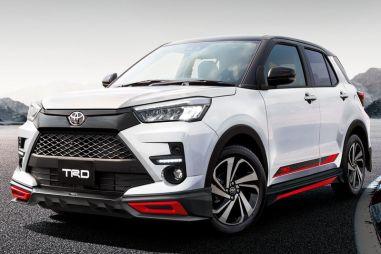 TRD и Modellista выпустили обвесы для новейшей Toyota Raize